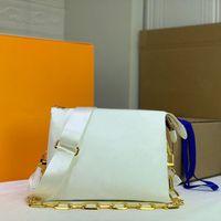 Tasarımcı çanta 2021 louisbags_18 eyer çantası felicie marmont onthego mini sırt çantası çanta dingdanduoduo888 marc anlık görüntü çantaları m57783 m57782 coussin orta h