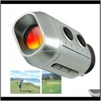 7x930 Yards Digital Optic Teleskop Laser Golf Range Finder Golf Scope Yards Messen Distanzzähler Rangfinder 7x Vergrößerung F2HOM M64A2