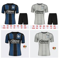 2021 La Liga MX 크레타로 축구 셔츠 Camisetas Castillo 맞춤형 20 21 뉴 크레타로 축구 클럽 홈 및 멀리 남성용 축구 정장