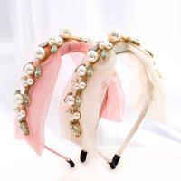 Princess Pearl Girls Hair Sticks 2021 New Lace Sweet Kids He...