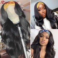 عقال الباروكات شعر الإنسان الجسم موجة غلويليس البرازيلي ريمي الشعر الباروكات للنساء السود ريمي كامل آلة شعر مستعار 150٪ الكثافة