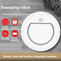 Robot Vacuum Cleaner USB Charging Smart Sweeping Automatic Sweeper Mopping Strong Suction Household Floor Cleaning Machine11