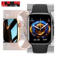 IWO W58 Smartwatch Men Women Smart Watch 2021 Full Touch Bluetooth Call Music Play Recorder Better Than W37 HW16 HW22 DT100