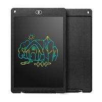 그리기 태블릿 12 인치 LCD 쓰기 전자 제품 그래픽 태블릿 보드 울트라 얇은 휴대용 핸드 패드