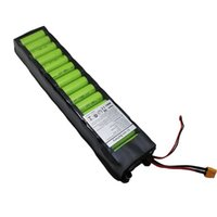2021 Neue Tiefkreislauf Lithium-Batteriepack 36V 6AH 6.6AH 7.5Ah mit 18650 Zellen 10S3P Elektrische Roller-Batterie