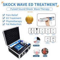 Slimming Machine Style Shock Wave Pain Relief Therapy Treatment Machine Acoustic Radial Relax Massage