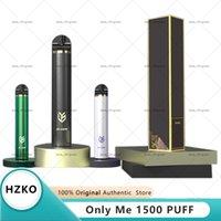 100% Original Jsvape 1500 Puffs Leerer Vape E-Zigarette Nur ich Einweg-Verdampfer vs Puff Plus
