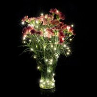 Party Decoration USB LED Copper String Lights 10m 100LED Waterproof Decorative Rope For Indoor Outdoor Bedroom Garden Wedding Decor