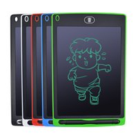 8.5 Inch Smart LCD Hand-Writing Tablet Electronic Notepad Kids Drawing Graphics Handwriting Board Educational Toy Button Battery