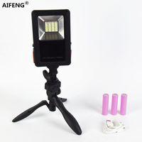 Портативные фонарики Aifeng Camping Light аккумуляторные светодиодные лампы фонарь 18650 прожектор для пешеходных палаток Light1