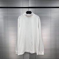Balıkçı Yaka Uzun Kollu Alys T-shirt Erkek Kadın Boyun Çizgisi 1017 Alys 9SM Tee 1: 1 Yüksek Kalite T-Shirt Tops C0304