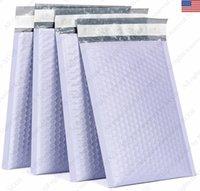 EUA em estoque entrega rápida poli bolhas bolhas com preço grande preço atacado poli envelopes postais com alta qualidade