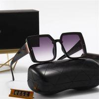 Designer Populäre Frauen Mode Square Sommer Stil Full Frame Top Qualität UV-Schutz Großhandel Sonnenbrille Gläser Verschreibungspflichtig Unisex