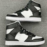 Ambush x Yüksek Siyah Beyaz Ayakkabı Kadın Erkek Açık Spor Sneakers Bayan Basketbol Ayakkabı Erkek Eğitmenler