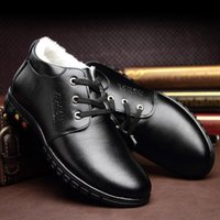 Boots Leather Men Designer Shoes Formal Dress Snow Casual Winter Ankle High Quality Tenis Masculino