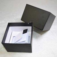 Упаковочная коробка для ювелирных изделий высшего сорта и сумка для сумочек Бесплатная доставка PS6915