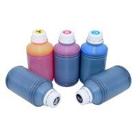 Kits de recharge d'encre 500ml / pc T33 T410 Pigment de teinture pour XP-900 XP-830 XP-645 XP-640 XP-635 XP-630 XP-540 XP-530 XP-7100 Imprimante