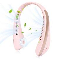 NewNeck Fan Portable Mini Wearable Electric Air Cooler USB Cargando Fan EWF7926