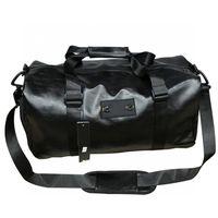 20SS Alta Qualidade Mens Viagem Bagagem Bagagem Homens Totes Bolsa de Couro Duffle Bag Ilha de Luxo Gym Gym Bucket Bucket Backpacks