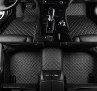 مخصص مخصصات السيارات الطابق ل KIA فورتي سيارة التصميم القدم الحصير