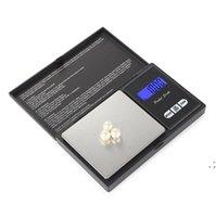 Pocket Numérique Balance Balance Balance de poids 4 Spécifications Bijoux en or Diamant d'or Pesée Pas de batterie Échelle électronique Mer DWC6591