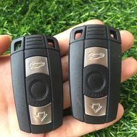 Remote Key Shell для BMW E61 E90 E82 E70 E71 E87 E88 E80 E71 E87 E88 E89 x5 x6 для 1 3 5 6 серии Замена серии 3 Кнопка Умный автомобиль Клавича