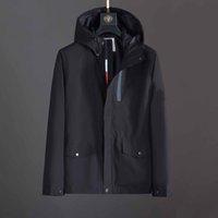 Designer Monclair Herren Jacken Kleidung Frankreich Marke Bomber Windschutzscheibenjacke Europa und amerikanischer Stil Oberbekleidung Mantel Mode Hombre Casual Street Coats M786