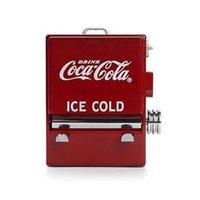 Personnalité Retro-Cola Boîte à dentifrice Coffret Style de machine à dentifrice Appuyez sur le cure-dentifrice Distributeur de boîtiers Distributeur de plastique ornement