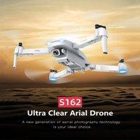 S162 RC-Drohne mit Kamera HD GPS 4K 5G WiFi Geste Foto Video MV FPV RC Quadcopter Folgen Sie mir Drohne Spielzeug vs S167 SG907 Dron E581