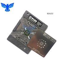 전문 핸드 도구 세트 0.15mm EMMC EMCP UFS BGA Reableing 스텐실 키트 BGA153 BGA162 BGA169 플레이트 및 홀더가있는 BGA254 지그 플랫폼