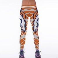 Women's Leggings 3D Horse Printed Fitness Clothing For Women Sporting High Waist Sexy Slim Pencil Pants Jogger Jeggings Fashion Leggins