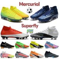 الأحذية mercurial superfly 7 النخبة fg soccer المرابط أحذية أسود أبيض أنثراسيت ماكس البرتقال jogo prismatico الإيمان الوردي فولت رجل مصمم كرة القدم أحذية رياضية