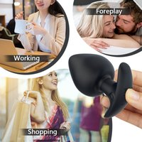 Anal Vibrator for Man Wireless Remote Control Silicone Butt Plug for Gay Plug Sex Toy for Woman Adult Products Prostate Massagerg