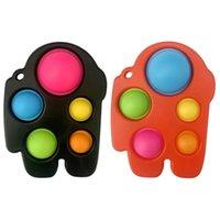 DHL Fidget Toys Pack Bubbles Educación Early Educación Inteligencia Desarrollo Intensivo Entrenamiento Antistress Simpl Dimmer