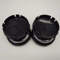 64 ملليمتر عجلة يغطي مركز محور قبعات ل XC60 S80 XC90 S60 V70 C30 C70 S40 S60 S80 V40 V50 XC70 Hubcaps عجلة كاب 4 قطع