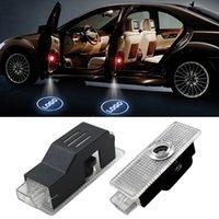 2X LED M 성능 LOGO 레이저 프로젝터 라이트 BMW E63 E64 F60 F32 F33 F36 F82 F83 자동차 도어 라이트 환영 램프 액세서리
