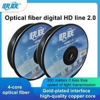 QuickLink Bis zum Standard HD Optical Fiber HDMI Kabelkern unterstützt 4k * 2k Audio- und Video-Fabrik direkt