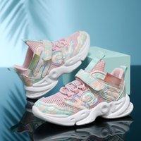 SA Demeng Marca Verão Crianças Sapatos Confortáveis Crianças Para Menina Moda Running Sneakers Meninas Chaussure Enfant Athletic Outdoor