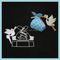 Arts And Arts, Gifts Home & Gardenbird Candy Box Craft Metal Cutting Dies For Scrapbooking Diy Album Embossing Folder Paper Card Maker Templ