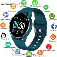 2021 New Women's Smart Watch Men's SmartWatch Android iOS Support Weather Forecast Heart Rate Monitor Watchs Fitness Tracker Smartwatches