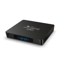 X96Q Pro Smart TV Box Android 10.0 Allwinner H313 Quad Core TVBOX 4K UHD HDR WIFI SET-TOP BOESX
