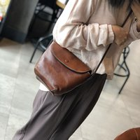 YourSeason Ladies Genuine Leather Soft Cowhide Small Shoulde...