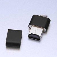 울트라 얇은 미니 알루미늄 합금 480 Mbps USB 2.0 T 플래시 TF 마이크로 SD 메모리 카드 리더 어댑터 TF 카드 리더