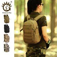 12L Tactical Pequeno Mochila Masculina Molle À Prova D 'Água Mini Mochila Pesca Caminhada Hunting Travel Daypack para crianças