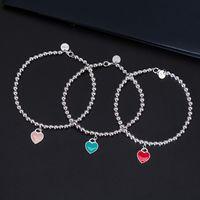 Schmuck Großhandel für Frauen Armband Manschetten Oberarm Englisch Buchstaben Luxus Edelstahl Armbänder Geschenk Koreanisch POP Q0426