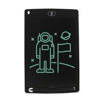 8.5 인치 LCD 작성 태블릿 드로잉 보드 칠판 필기 패드 아이를위한 선물 종이없는 메모장 정제 메모 업그레이드 된 펜 59 S2