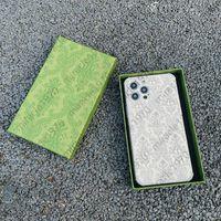 Moda Lettera Ricamo Case Designer Designer Designer Telefono Iphone 13 Pro MAX Cellulari Custodie per 12 11 XR X XS Mini 7 8 P Plus SE Phones Cover