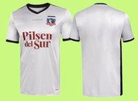 S-XXL NOVO 2021 2022 1991th Colo Colo Futebol Jerseys Home Falcon Blandi Suazo Campos 21 22 Camisa de Futebol OPAZO Top Quality