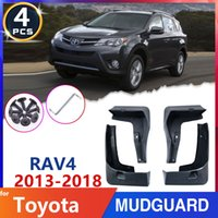 Für Toyota RAV4 RAV 4 XA40 40 2013 ~ 2018 Auto Mud Flap Guard 2014 2015 2016 2017 Reifen Fender Guard MudFraph Mordguards Zubehör