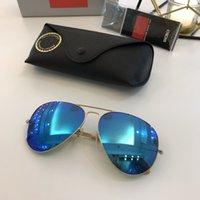 REYBEN Color film 3025 Top Original high quality Designer Sunglasses for men famous fashionable Classic retro luxury brand eyeglass Fashion design women glasses